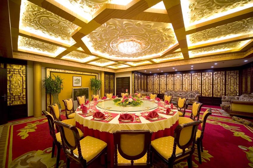 蓝天大酒店餐厅