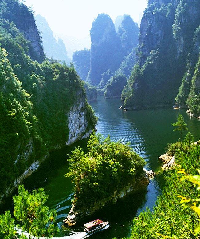 山水风景杰作